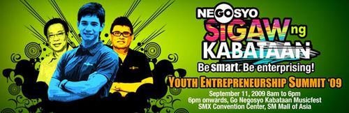 Go Negosyo youth-summit-banner